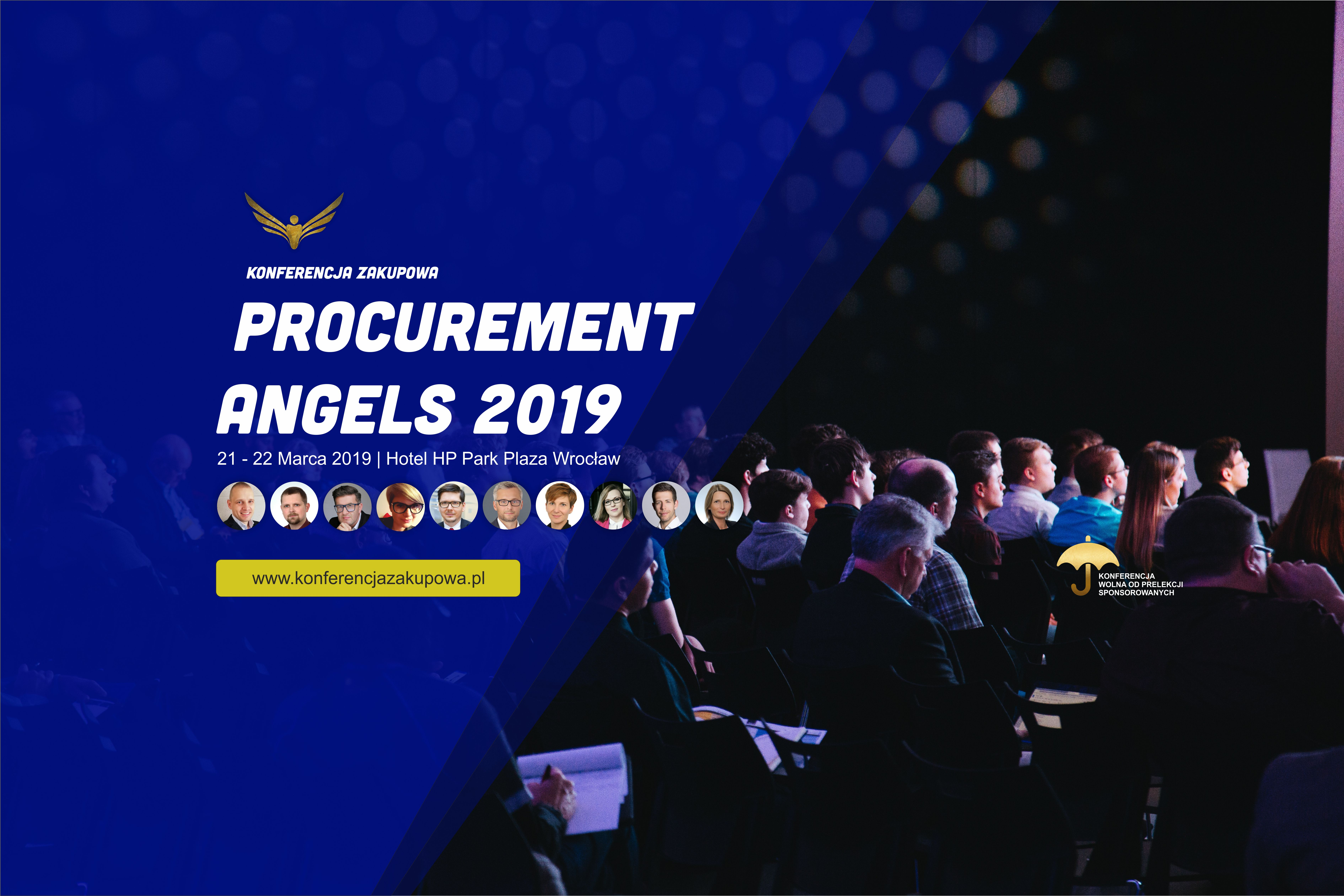 procurement angels konferencja zakupowa 2019