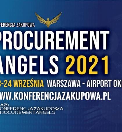 konferencja zakupowa forum zakupów 2021 procurement angels procurement conference warszawa zakupy monile online